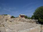 Knossos (archeologické naleziště) - ostrov Kréta foto 4