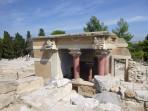 Knossos (archeologické naleziště) - ostrov Kréta foto 5