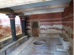 Knossos (archeologické naleziště) - ostrov Kréta foto 7