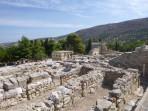 Knossos (archeologické naleziště) - ostrov Kréta foto 8