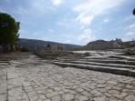 Knossos (archeologické naleziště) - ostrov Kréta foto 10
