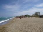 Pláž Amoudara (Heraklion) - ostrov Kréta foto 3