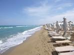 Pláž Amoudara (Heraklion) - ostrov Kréta foto 6