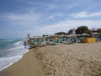 Pláž Amoudara (Heraklion) - ostrov Kréta foto 9