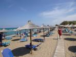Pláž Amoudara (Heraklion) - ostrov Kréta foto 13
