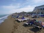 Pláž Amoudara (Heraklion) - ostrov Kréta foto 14