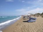 Pláž Amoudara (Heraklion) - ostrov Kréta foto 17