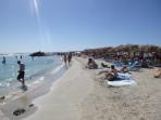 Pláž Elafonisi - ostrov Kréta foto 9