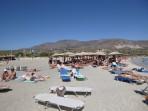 Pláž Elafonisi - ostrov Kréta foto 11
