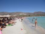 Pláž Elafonisi - ostrov Kréta foto 12