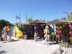 Pláž Elafonisi - ostrov Kréta foto 27