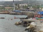 Pláž Chersonisou - ostrov Kréta foto 2