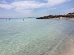 Pláž Elafonisi - ostrov Kréta foto 30