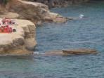 Pláž Chersonisou - ostrov Kréta foto 7