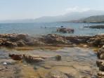 Pláž Chersonisou - ostrov Kréta foto 13