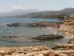 Pláž Chersonisou - ostrov Kréta foto 15