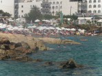 Pláž Chersonisou - ostrov Kréta foto 17