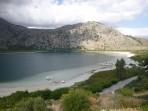 Jezero Kournas - ostrov Kréta foto 2