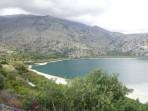 Jezero Kournas - ostrov Kréta foto 3
