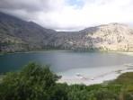 Jezero Kournas - ostrov Kréta foto 4