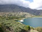Jezero Kournas - ostrov Kréta foto 8