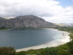 Jezero Kournas - ostrov Kréta foto 9