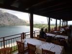 Jezero Kournas - ostrov Kréta foto 11