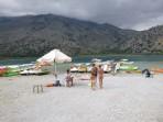 Jezero Kournas - ostrov Kréta foto 24