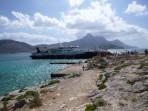 Ostrov Gramvousa - ostrov Kréta foto 9