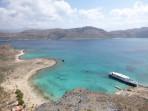 Ostrov Gramvousa - ostrov Kréta foto 31