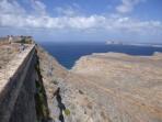 Ostrov Gramvousa - ostrov Kréta foto 32