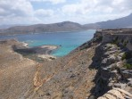 Ostrov Gramvousa - ostrov Kréta foto 41