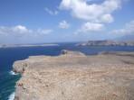 Ostrov Gramvousa - ostrov Kréta foto 45
