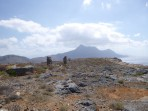 Ostrov Gramvousa - ostrov Kréta foto 47