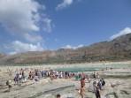 Pláž Balos - ostrov Kréta foto 1