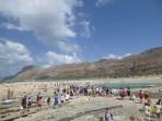 Pláž Balos - ostrov Kréta foto 3
