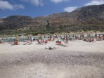 Pláž Balos - ostrov Kréta foto 5