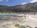 Pláž Balos - ostrov Kréta foto 9