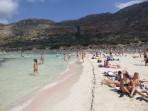 Pláž Balos - ostrov Kréta foto 10