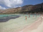 Pláž Balos - ostrov Kréta foto 11