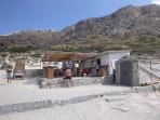 Pláž Balos - ostrov Kréta foto 13