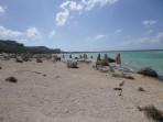 Pláž Balos - ostrov Kréta foto 14