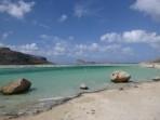 Pláž Balos - ostrov Kréta foto 15
