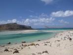 Pláž Balos - ostrov Kréta foto 17