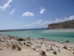 Pláž Balos - ostrov Kréta foto 18