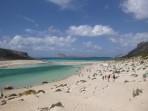 Pláž Balos - ostrov Kréta foto 19