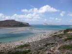 Pláž Balos - ostrov Kréta foto 20