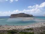 Pláž Balos - ostrov Kréta foto 21