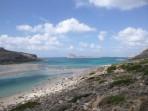 Pláž Balos - ostrov Kréta foto 22
