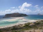 Pláž Balos - ostrov Kréta foto 23